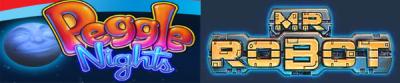 Double Mini Review Mega Bonanza - Peggle Nights & Mr. Robot