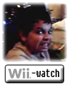 Computers N Stuff Wii-Watch - he's staring into YOUR SOUL!