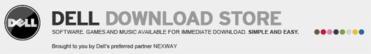 Dell Download Store